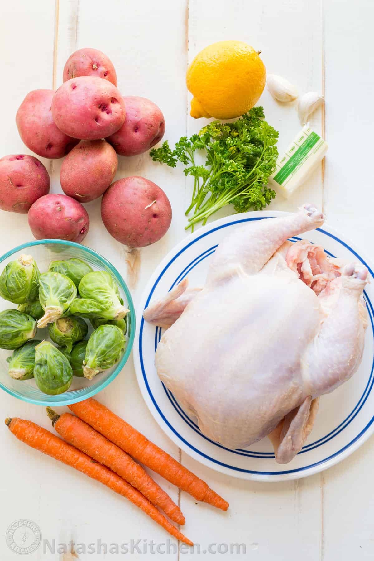 Spatchcock Chicken Recipe By Natasha S Kitchen Healthy Living Wholesome Recipes